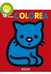 Libro Colora Per Età Susaeta S6004