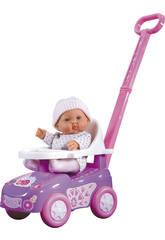 Cavalcabile Auto Bebè 30 cm