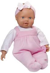 Bebé 45 cm Dientecitos Expulsa Chupete