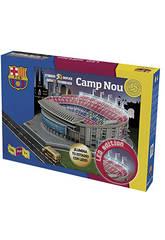 Nanostade FCB Camp Nou Lumière Led