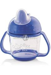 Tasse d'Apprentissage Trainy Bleu