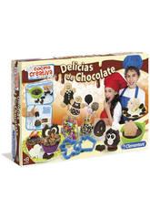 Delicias de Chocolate Clementoni 65565