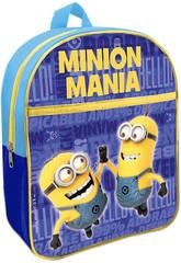Mochila Back Pack 24 cm. Minions