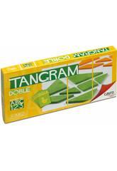 Juego de Mesa Tangram Doble Cayro 123/D