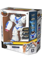 Radio Control Trooper Bot World Brands XT30039 Teledirigido