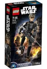 Lego Star Wars Sergeant Jyn Erso Buidable