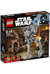 Lego Star Wars Caminate AT-ST v29