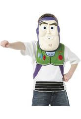 Set Buzz Lightyear con maschera T-M