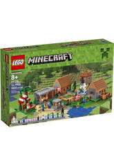 Lego Minecraft Le Village