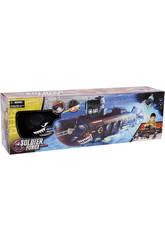 Soldier Submarino Militar 501 Con Luces y Sonidos