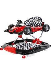 Trotteur Rouge 2 en 1 Formule 1 Activités