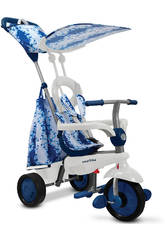 Tricycle Smart Trike Spirit 4 en 1 Bleu