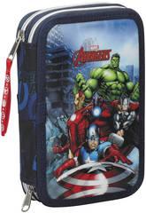 Plumier Doble 34 Avengers Assemble