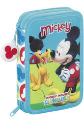 Plumier Double 34 Mickey Club House