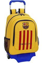 Zaino trolley grande F.C. Barcelona 2ª