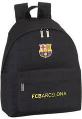 Zaino Stampato nero F.C. Barcelona