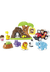 Playset Safari con Suoni
