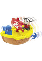 Barco Pirata Cuerda
