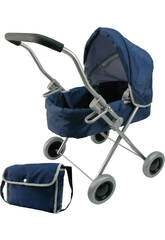 Carriage Babytragen mit Tasche 63x35x60cm