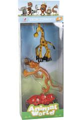 Animales de La DiverSelva Set 3 unidades