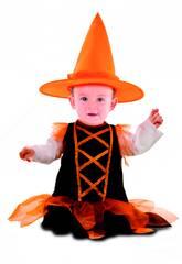 Kostüm Baby M Kleine Hexe Naranjita