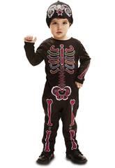 Déguisement Bébé L Squelette Joue Des Morts