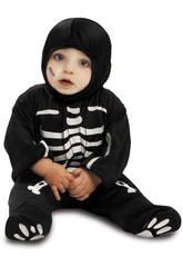 Déguisement Bébé M Squelette