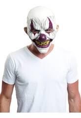 Máscara Payaso Sonriente Malvado