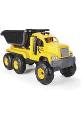 Mega Camion 90cm. Con Cassone Ribaltabile Foot Truck con Suoni