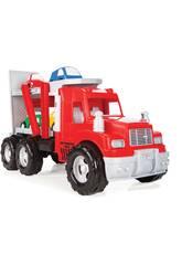 Mega Camión 56cm. Porta Coches Mak Transport Truck