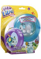 Little Live Pets Ruota Divertente e Topolino Giocoso