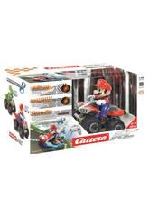 Radio Control 1:20 Coche Go Mario Kart 8 Mario