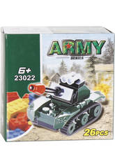 Tank 26 pièces