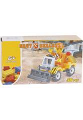 Véhicule de Construction 38 pièces