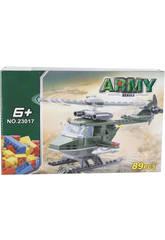 Army Elicottero Militare 89 pezzi
