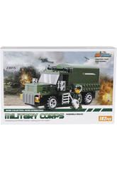 Baukasten, Militärwagen von 182 Teile
