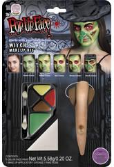 Set de Maquillage Sorcière