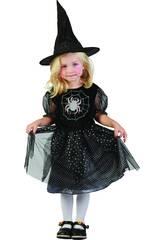 déguisement sorcière araignee bébé taille S