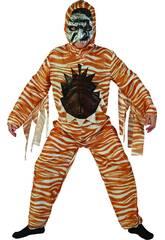 Disfraz Zombi Terrorifico Niño Talla XL