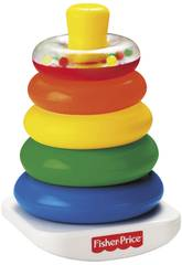 Fisher Price Piramide à Bascule Mattel FHC92