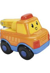 Camion Go Go grue