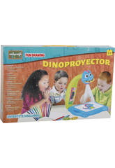 Manualidades Dino Proyector Artista Dibujo
