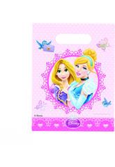 Principesse Glamour pack 6 buste festa