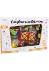 Compléments De Cuisine en Jouets 20 pièces