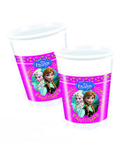 Frozen Pack 8 Verres 200ml.