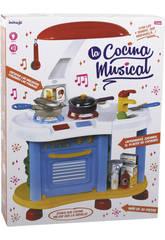 Cuisine Musicale 21 Pièces