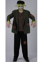Kostüm Schraubenmonster Mann Größe XL