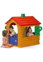 Casa de Troncos The Hut Injusa 2032