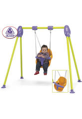 Columpio Infantil 1 Actividad 143x97x114cm Injusa 2050