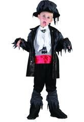 Déguisement de Vamp Zombie Garçon Taille M